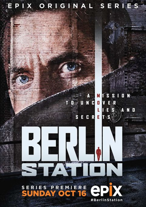 Berlin Station  - movie production props, set decorations, vehicles by Epic Creations