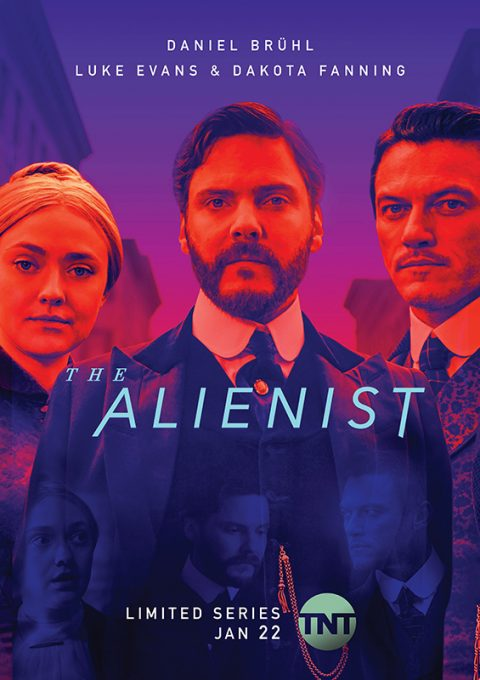 The Alienist  - movie production props, set decorations, vehicles by Epic Creations